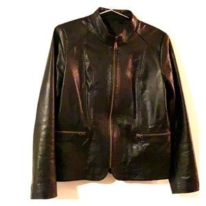Jackets & Blazers - Real Leather jacket